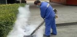 广州康雅杀虫公司为智汇城二期灭蚊