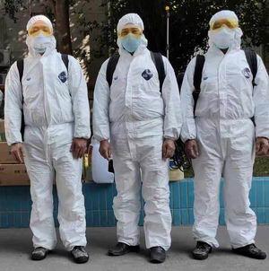 环境消毒灭菌